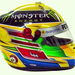 Lewis Hamilton's new helmet #motorsport #motorsport #race #racingdriver #grandprix #f1 #formula1 #formulaone #lewishamilton #hamilton #monster #monsterenergy #mercedes #mercedesf1 #worldchampion