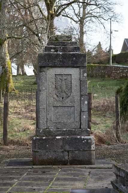 Polish10th Cavalry Brigade Monument