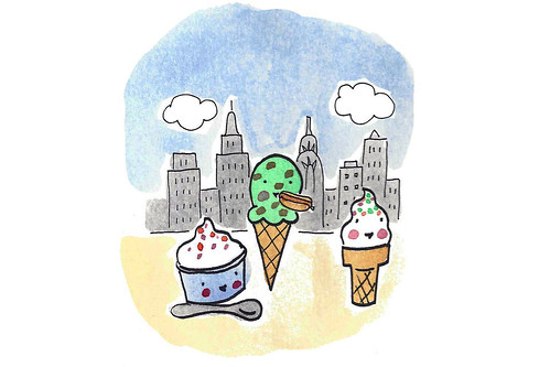 NYC ice cream