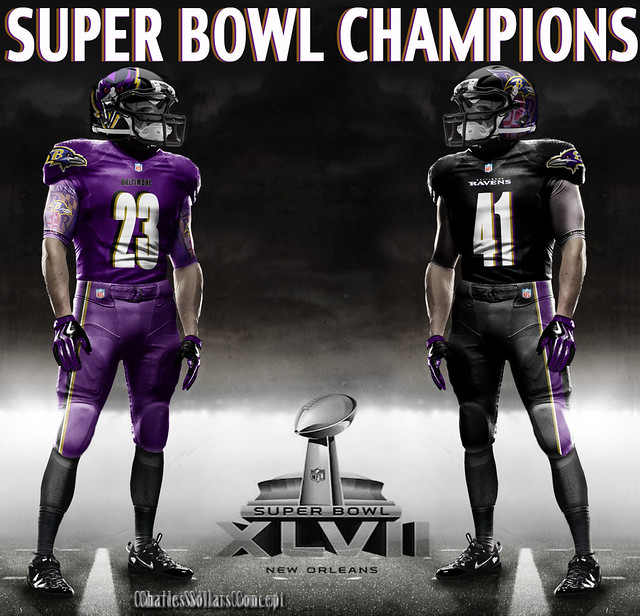 Super Bowl XLVII 49ers vs Ravens