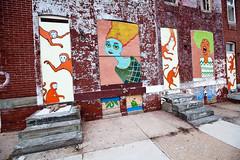 baltimore street art