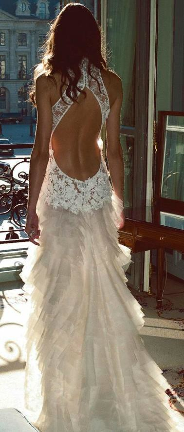 backless cymbeline wedding dress