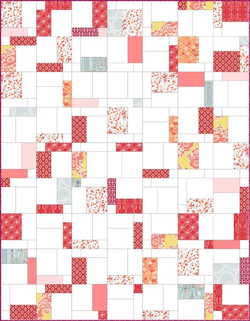 Charity quilt block tutorial Jessie Aller