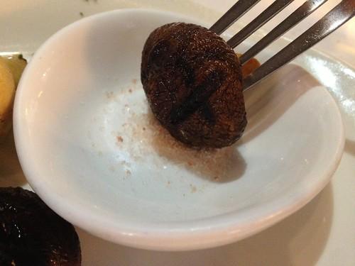 碳烤綜合野菇