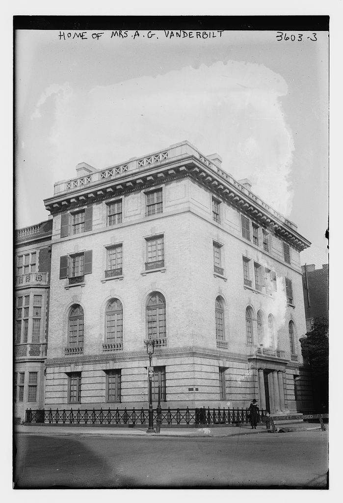 Home of Mrs. A.G. Vanderbilt  (LOC)