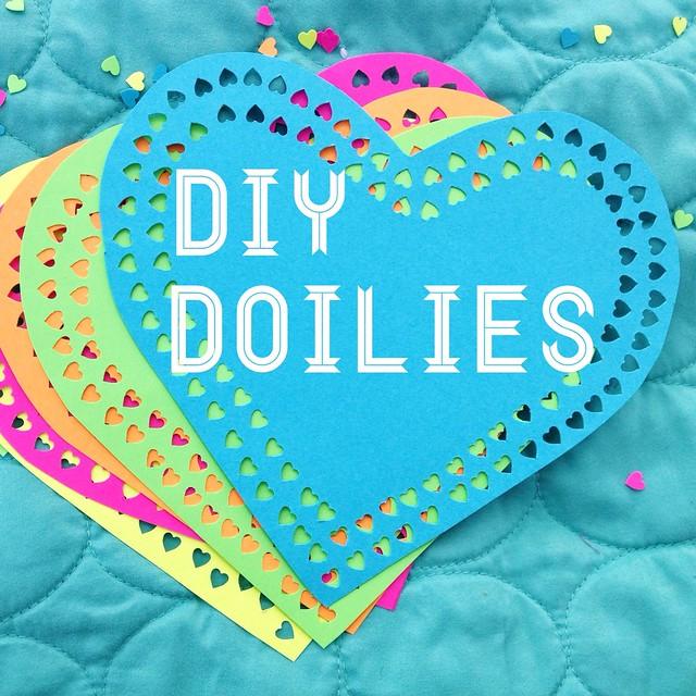 DIY Doilies