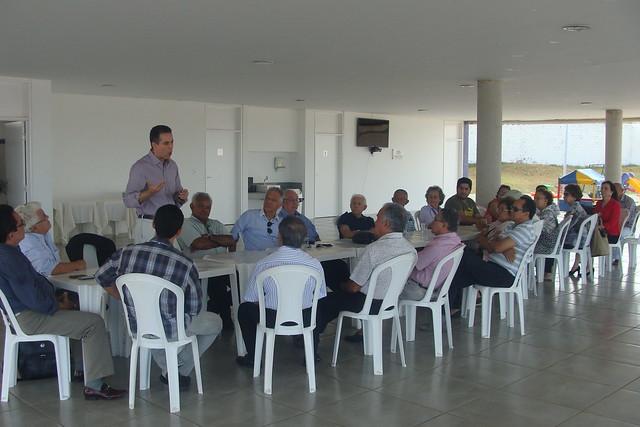 Agenda de Reuniões e Visitas - Fevereiro 2013