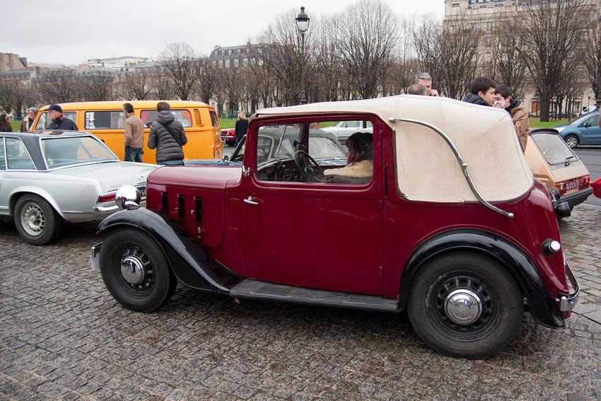 1930s Austin 7