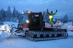 SNOW tour: Neklid a napínavé závody s domácí zabijačkou