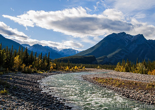 Snaring River, Jasper National Park