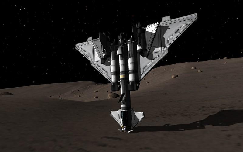 kerbal space program mun lander - photo #23