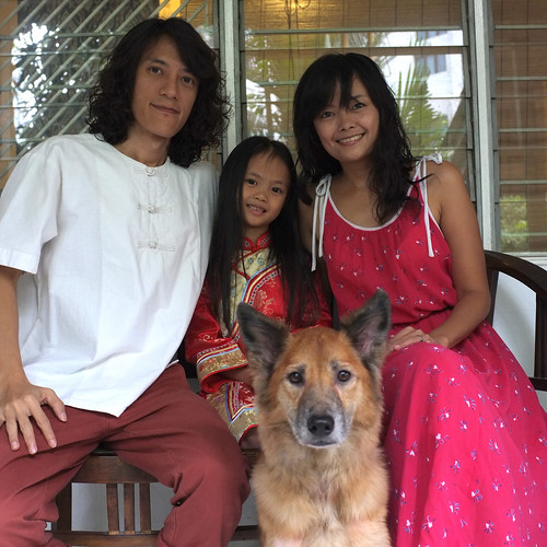 CNY '13 Family Portrait