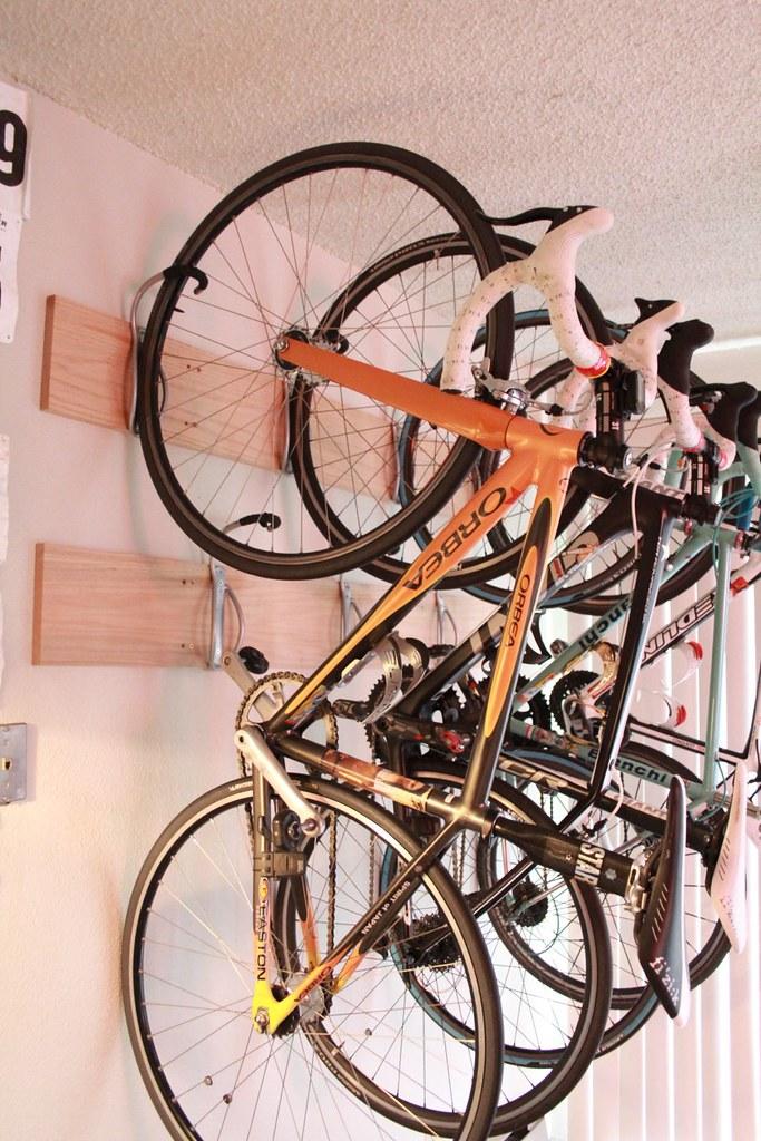 High Density Bike Storage Bike Hugger