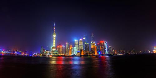 上海の夜 Shanghai Night