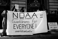Resolution opposing indefinite detention under NDAA introduced at San Francisco Board of Supervisors