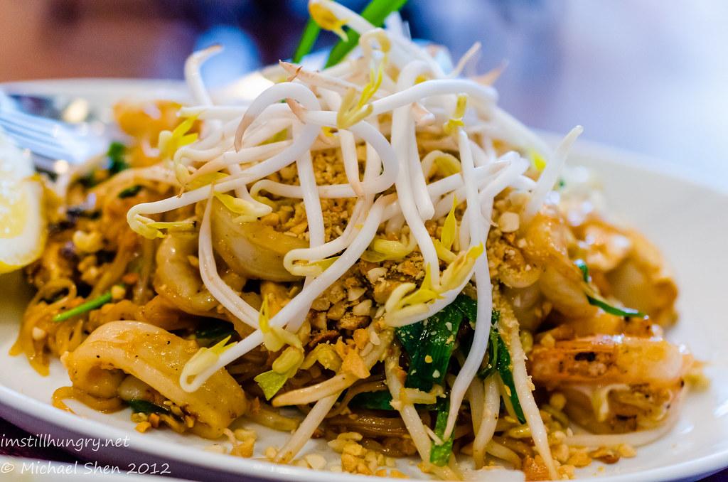 Spice I Am Pad Thai Prawn