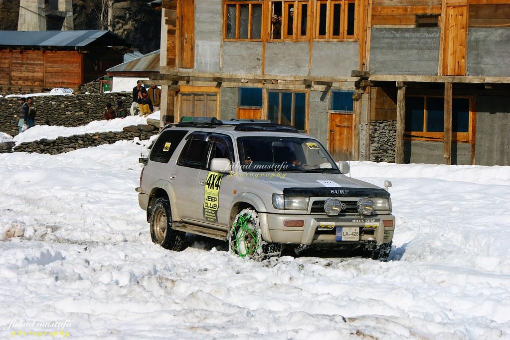 Muzaffarabad Jeep Club Neelum Snow Cross - 8472037748 b9f89a516c b