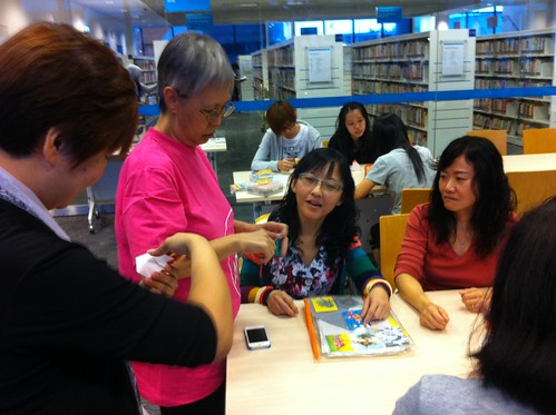 ATC @ Bishan Library Feb 2013
