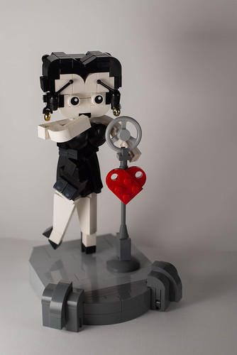 Betty Boop 1 by Carlmerriam