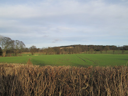 A field near Dalmeny Scotland