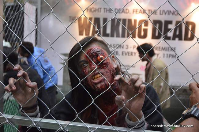Zombies in the Cage #1