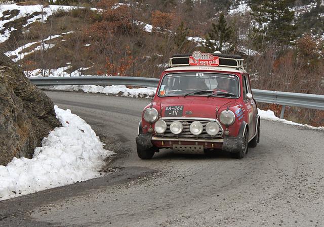 Austin Mini Cooper S 1969
