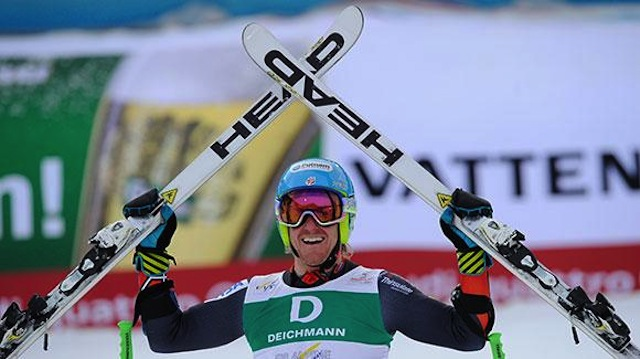 Ted Ligety wins 3 gold medals