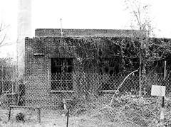 Incinerator, Former Jefferson Davis Hospital, Houston, Texas 1302101353BW