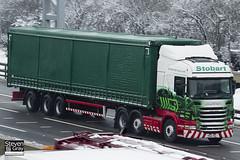 Scania R440 6x2 Tractor - PE12 TXL - Justine Sophie - Eddie Stobart - M1 J10 Luton - Steven Gray - IMG_1989