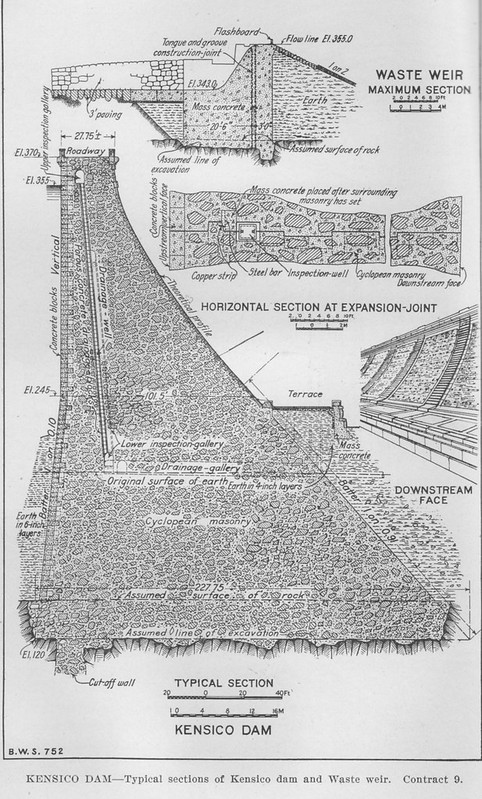 1-Report 1912 Dam Cross Section