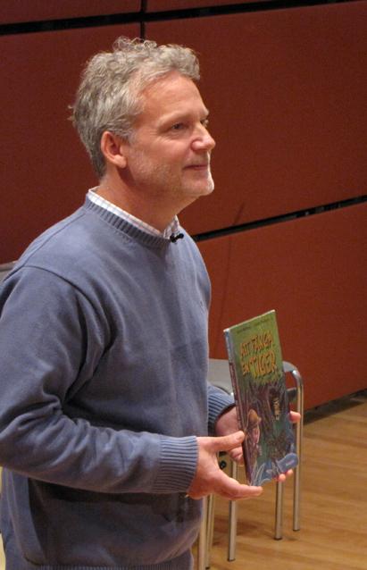 Martin Widmark präsentiert Buch des Monats Januar - Das Liebesgeheimnis