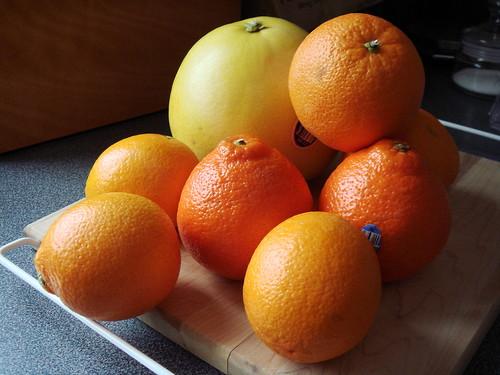 Citrus For Ambrosia