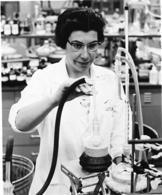 Jeanne Helen Osiecki (b. 1926)