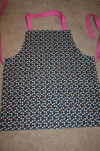 Child's Apron Back