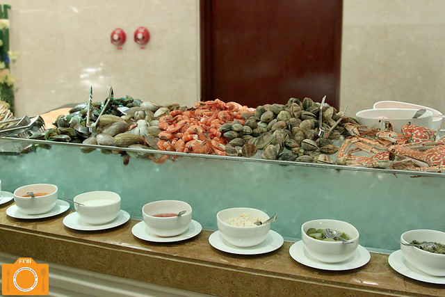 Spectrum Seafood Station