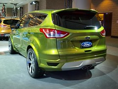 race car(0.0), ford s-max(0.0), world rally car(0.0), automobile(1.0), automotive exterior(1.0), sport utility vehicle(1.0), wheel(1.0), vehicle(1.0), automotive design(1.0), ford escape(1.0), bumper(1.0), ford(1.0), land vehicle(1.0),