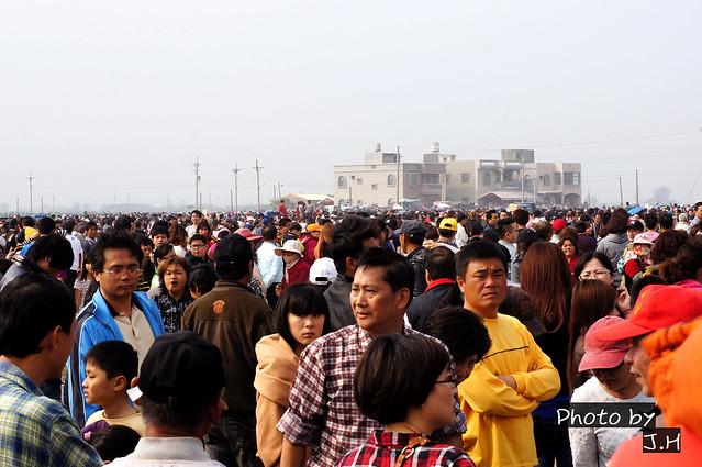 褒忠-2013馬鳴山鎮安宮五年千歲 吃飯擔文化節!
