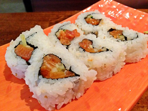 Shibuya Delicious Japan - Spicy Salmon Roll