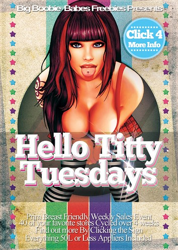 Hello Titty Tuesdays
