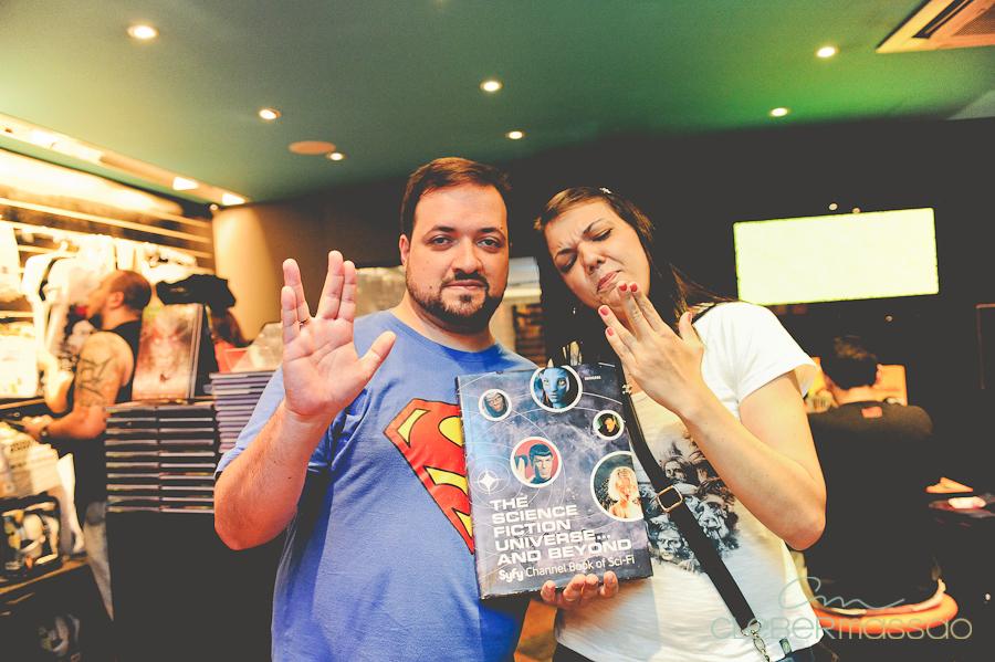 Ana e Fabio E-session na Loja Geek Alameda Santos (28 de 38)