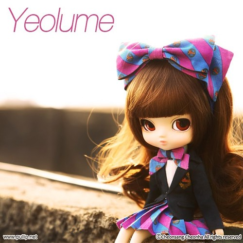Yeolume from A.G.A.