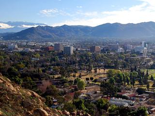 Downtown Riverside, CA