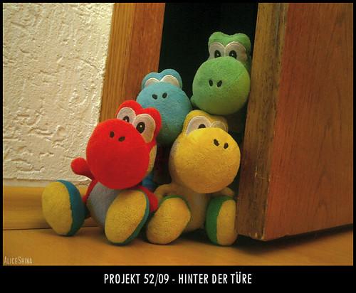 Projekt 52/09 - Hinter der Türe