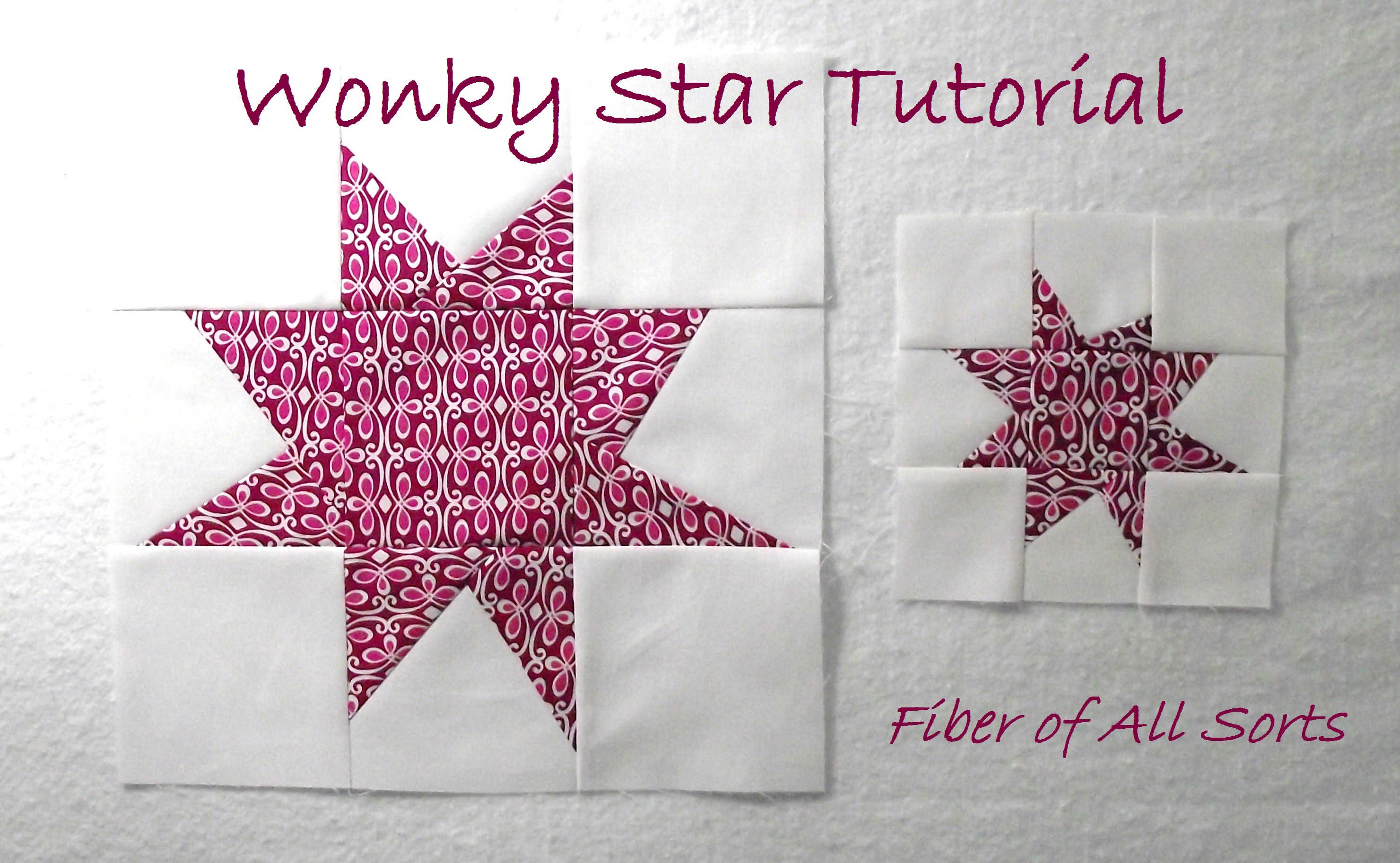 Wonky Star - Tutorial