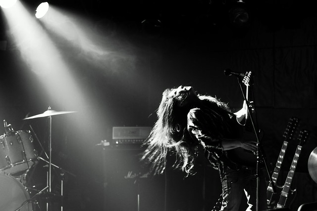 ROUGH JUSTICE live at Outbreak, Tokyo, 27 Feb 2013. 128