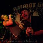 FLATFOOT 56 @ Arena Wien, Vienna