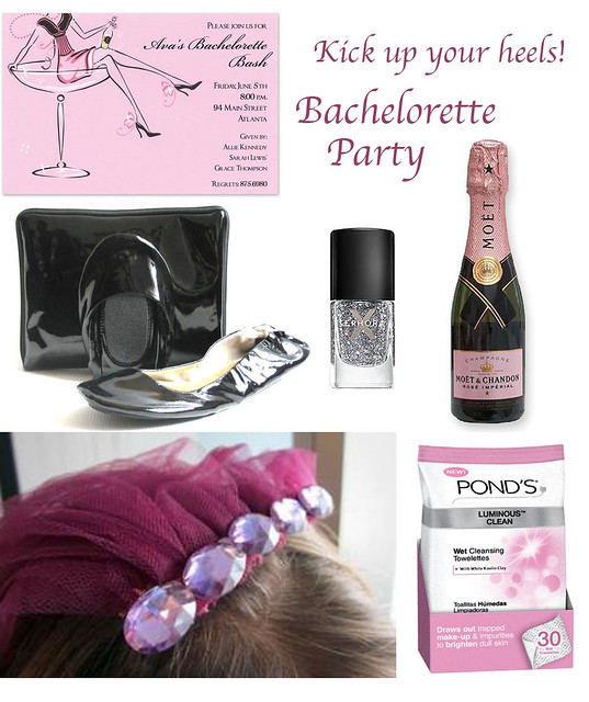 Kick Up Your Heels! Bachelorette Party