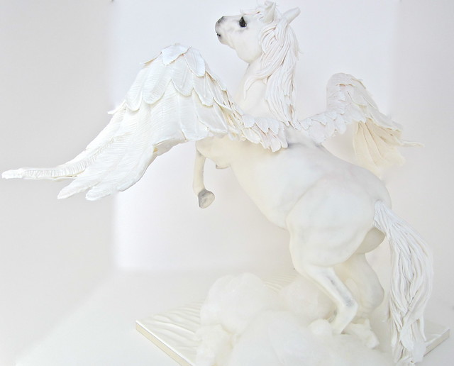 Pegasus Cake Topper