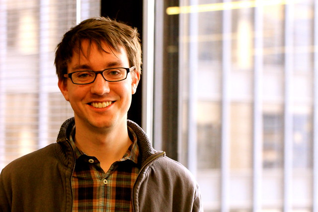 Derek Eder, Consultant/ Technology Developer, Smart Chicago Collaborative