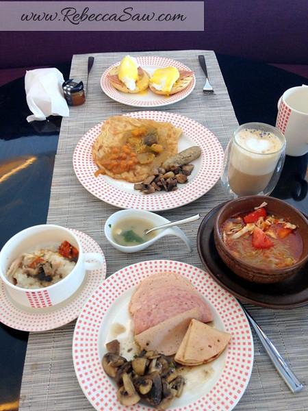 breakfast - Sheraton Bali Kuta FEAST-010